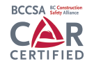BCCSA Certified